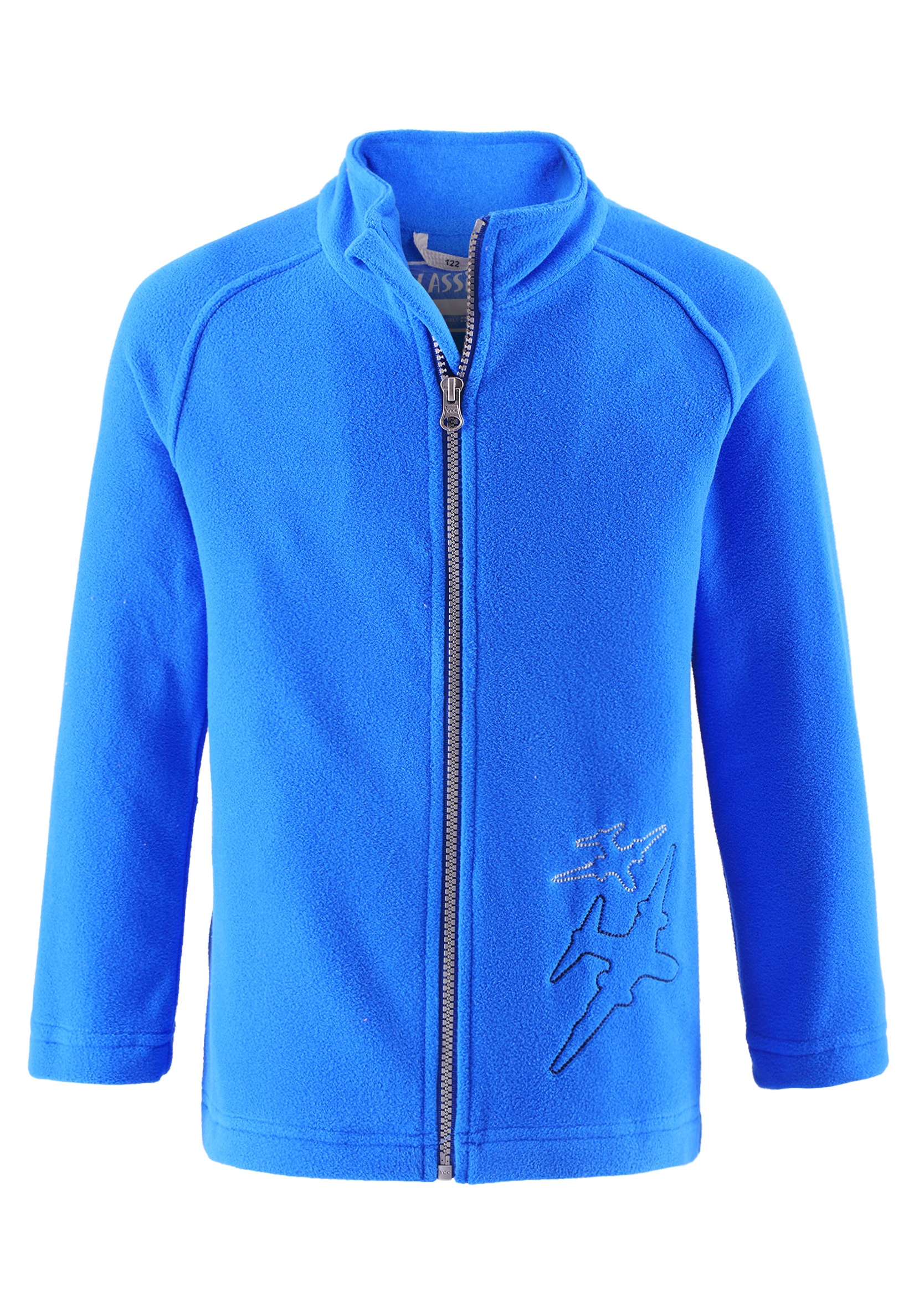 Fleece jacket blue<br><br>Возраст от: None<br>Возраст до: None<br>Цвет: синий<br>Сезон: Зима<br>Категория : Lassie<br>Коллекция: General<br>Размер RU: 122